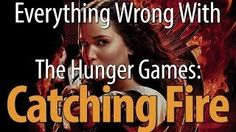 Everything Wrong With The Hunger Games: Catching Fire - YouTube
