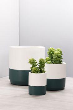 Concrete Crafts, Concrete Planters, Planter Pots, Cactus Pot, Pencil Cup, Succulents, Artisan, Unique, Etsy