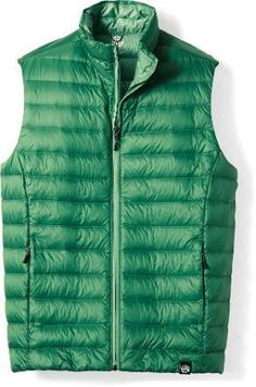 With a price under $100, you can get your whole family one of these lightweight and warm vests! With down insulation and a weather-resistant nylon exterior, the REI Co-Op Down Vest will be their go-to wear for handling a range of temperatures and activities. More colors for men and women on rei.com.