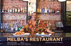 career profile on Chef Melba Wilson of Melba's Restaurant