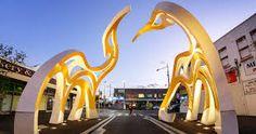 Image result for sculpture urban