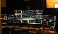 24+ Amazing Trading Desks from Around the World | Online Trading Academy