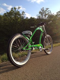 Electra Rat Fink Lowrider Bike, Cruiser Bicycle, Chopper Bike, Rat Fink, Cargo Bike, Big Daddy, Custom Bikes, Bananas, Rats