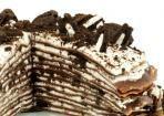 Oreo-Crêpe-Torte