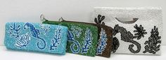 Beaded sea life bags  www.moynabags.com