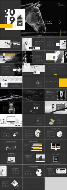 Creative simple report presentations – The highest quality PowerPoint Templates and Keynote Templates download Simple Powerpoint Templates, Template Web, Professional Powerpoint Templates, Theme Template, Keynote Template, Flyer Template, Creative Presentation Ideas, Presentation Design Template, Presentation Layout