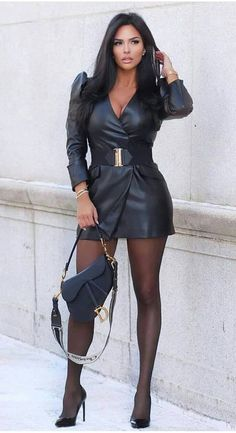 Mode Outfits, Sexy Outfits, Fashion Outfits, Fashion Models, Girl Fashion, Womens Fashion, Pernas Sexy, Sexy Women, Tumbrl Girls