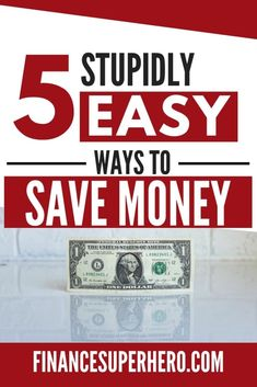 These 6 easy ways to save money are genius! They totally helped us cut our budget in ways we didn't think of before. Best Money Saving Tips, Money Tips, Saving Money, Money Savers, Investing Money, Save Money On Groceries, Ways To Save Money, Budget Planer, Financial Tips