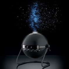 I would love this in my bedroom... I could fall asleep watching the stars!