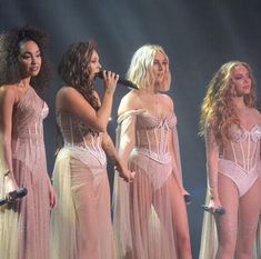Little Mix discovered by Perrieeele on We Heart It Jesy Nelson, Perrie Edwards, My Girl, Cool Girl, Little Mix Outfits, Stage Outfits, Bridesmaid Dresses, Wedding Dresses, Celebs
