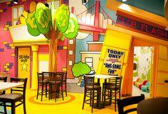 restaurantes para niños, miami