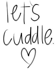#love #cuddle