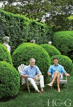 Painter David Kratz, who is the president of the New York Academy of Art, and his husband, Greg Unis, the CEO of Victoria's Secret Beauty, enjoy a life well lived in a home well loved.