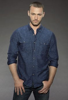 Jake Mclaughlin plays Ryan Booth in Quantico.