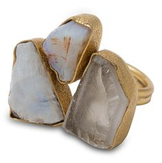 Just arrived in our store: Gold-overlay Ethi.... Check it out here! http://sitaracollections.com/products/gold-plated-brass-ethiopian-opal-rainbow-crystal-adjustable-ring?utm_campaign=social_autopilot&utm_source=pin&utm_medium=pin
