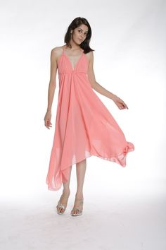 Beach Maxi Dress Bridesmaid Bridesmaids Open by SandyWatersStore, £36.00