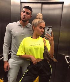 TOMMY Fury lapped up the attention of a room full of screaming girls over the bank holiday weekend while girlfriend Molly-Mae was at home. The Love Island hunk, did a club PA at Rosie Love Island, Island Girl, Couple Outfits, Stylish Outfits, Jogging, Teen Couple Pictures, Madison Beer Outfits, Classy Couple, Couple Photography Poses