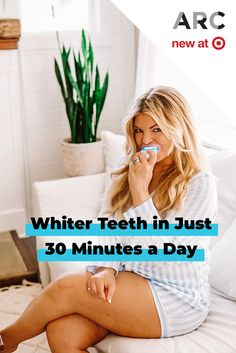 Arc Teeth Whitening Arcsmile On Pinterest