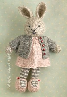 More beauty from Little Cotton Rabbits More