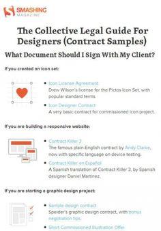 Exemples de contrat pour les concepteurs et les développeurs -  http://twit.lu/sn