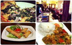 Pizzeria Casa Piccola, auch mit veganen (und asiatischen) Optionen. Sympathischer Betreiber. Wien. Foto von VeganBlatt