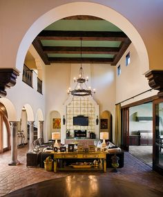 Spanish Kitchen Design, Pictures, Remodel, Decor and Ideas - page 18