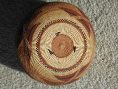 Wonderful HUPA Yurok California Indian Basket | eBay