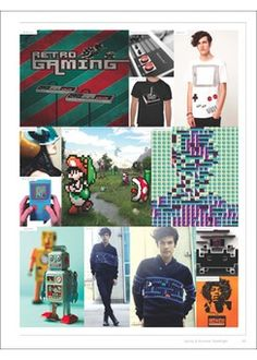 Style Right Menswear Trend Book - S/S 2015
