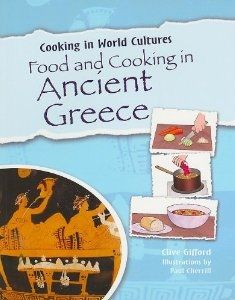 Ancient Greed foods & cooking