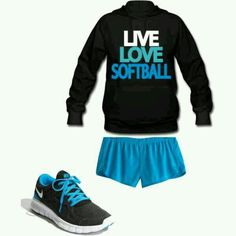 Live, Love, Soccer not Softball