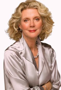 Blythe Danner partners with the Oral Cancer Foundation