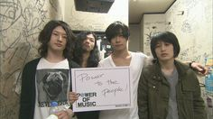 [Champagne]2011/3/19『Power to the People!』 楽しんでいいんだよ。 : [Champagne] http://twitpic.com/4cpb0e