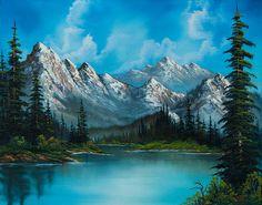 Natures Grandeur Painting