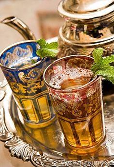 Tè alla menta - #glassislife