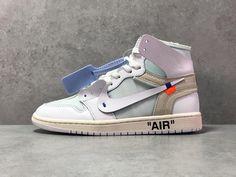 Cheap Air Jordan 1 Shoes on Sale Sneakers Nike Jordan, Air Jordan Shoes, Nike Shoes, Nice Jordans, Off White Shoes, White Sneakers, Shoes Sneakers, Sneaker Magazine, Tennis
