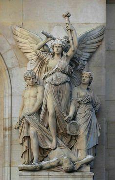 Giovanni Maria Benzoni(1809-1873 Italian Sculptor)(Diana_1858)_Worcester Art Museum