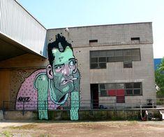 ARYZ  #aryz #street Art #mural