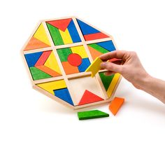 Mosaic Octagon