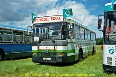 La Locomotion en Fete 2000 - Learning to drive a bus with the RATP., via Flickr.