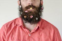 WILL IT BEARD :Beard and Love.   via Tumblr beard  boys  men