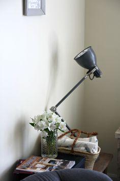 Toukokuun Tyttö - My Villa May Decor, Lamp, Desk Lamp, Ikea, Table, Home Decor, Villa