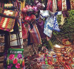 El Salvador artesanías