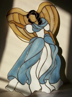 vargas girl stained glass - Google Search