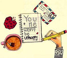 Valfré ~ You + Me = won't be unhappy
