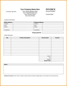 Logistics Service Level Agreement Template Free  Service Level
