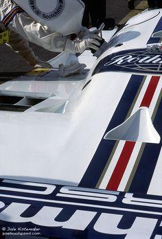 Refuel - Porsche - Rothman's