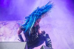 Arch Enemy, Alissa White-Gluz, Greenfield Festival 2018