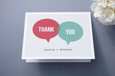 """Say """"Thank You"""" the Right Way with These Tips from Emily + Rachel"""