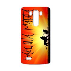 The Lion King Hakuna Matat Simba Case for LG G3