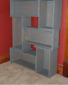 Old cabinet D.I.Y